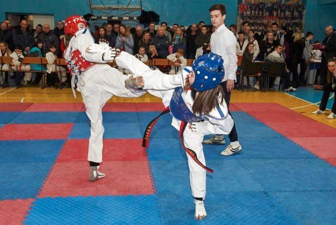 На чемпіонаті області тхеквондисти Вінниці побили всіх