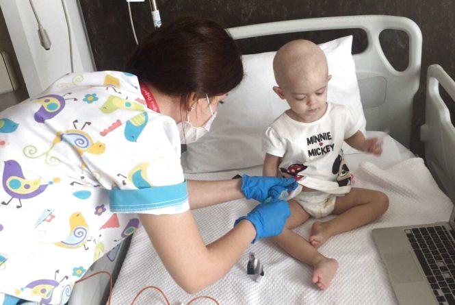 Відпочити та допомогти: у Вінниці збиратимуть кошти на лікування маленької Мілани