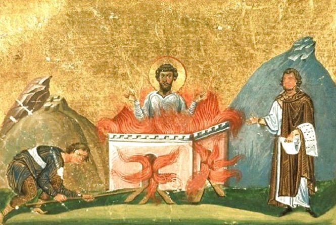 Сьогодні батьківська субота та день пам'яті великомученика Феодора Тирона