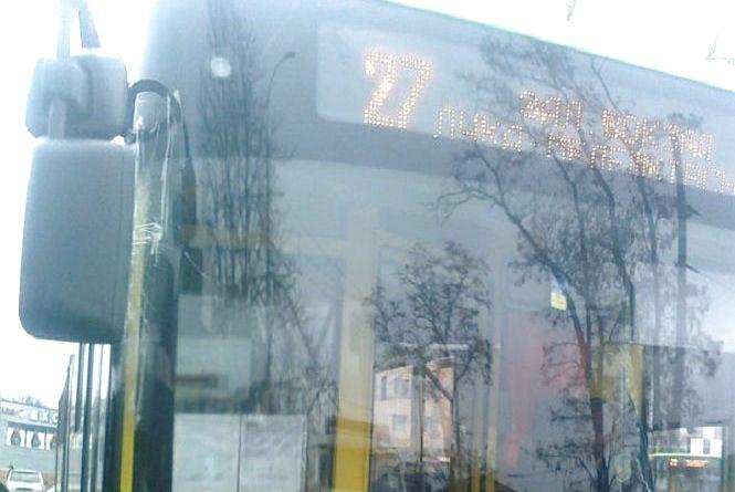 Петиція: просять додатковий автобус на 27 маршрут