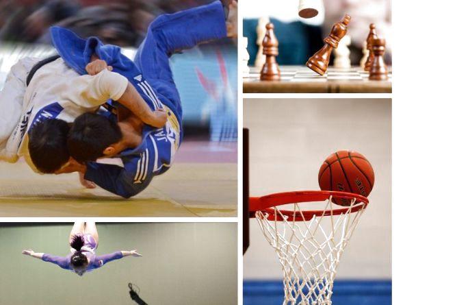 Анонси спортивного тижня: баскетбол, шахи, гімнастика, дзюдо