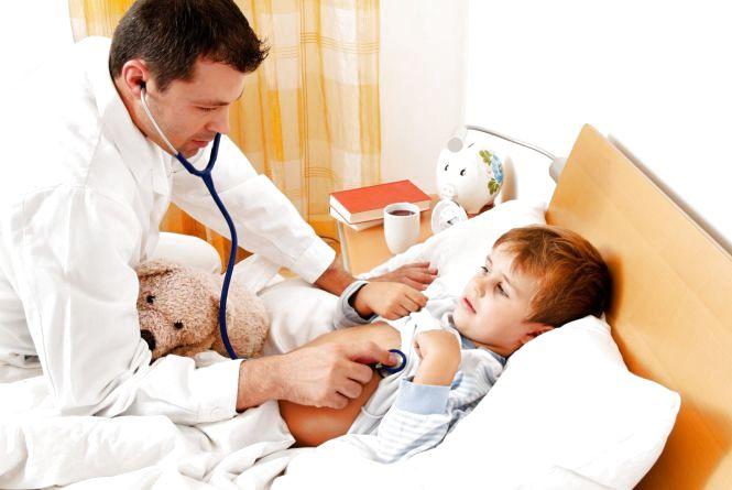 На грип за тиждень захворіли 4,5 тисяч дітей. Але рівень захворюваності знижується