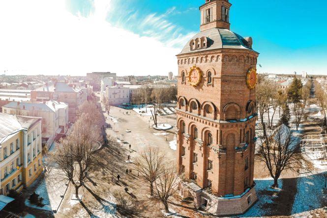 Прогноз погоди у Вінниці на сьогодні, 14 березня