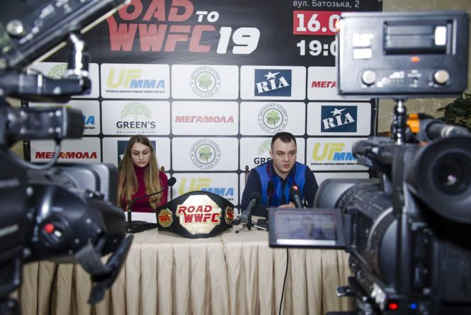 В турнірі зі змішаних єдиноборств «Road to WWFC» битимуться п'ять вінничан (Новини компаній)