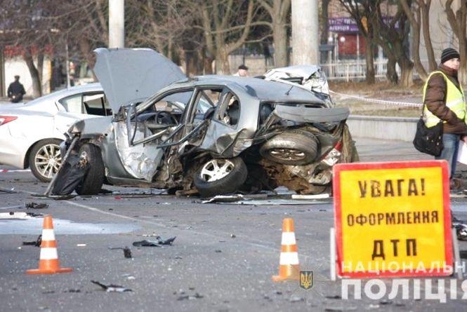 ДТП на Келецькій: шукають свідків та двох водіїв, що були на місці події