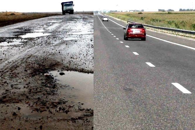 Дороги, які торік ремонтували, оновлять до 1 травня