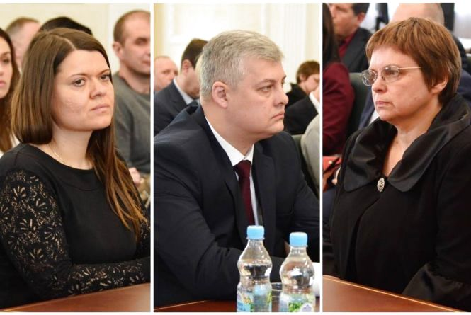Троє суддів з Вінницької області будуть судити ТОП-корупціонерів