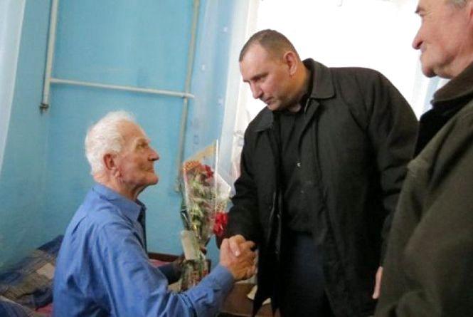 101-й день народження: вінничанин розповів свій секрет довголіття