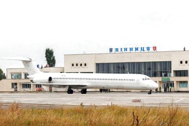 Реконструкція аеропорту «Вінниця»: розказали на що витратять мільярд гривень