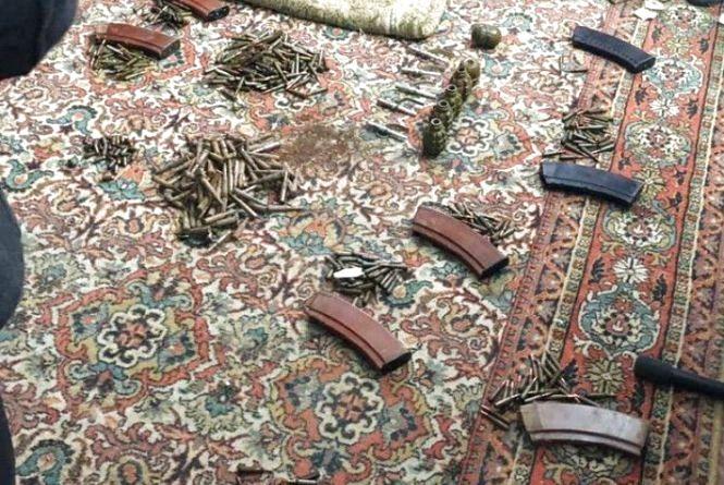 Склад гранат та набоїв у гаражі: вінничанин привіз з АТО засоби ураження