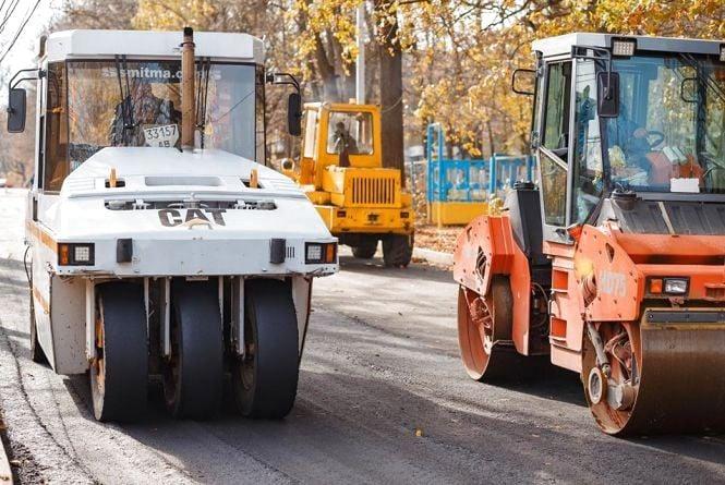 Які дороги відремонтують у Вінниці? Список та графік робіт