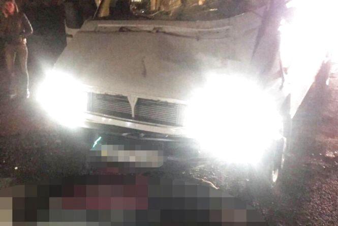Смертельна ДТП: водій Volkswagen збив насмерть 27-річного велосипедиста