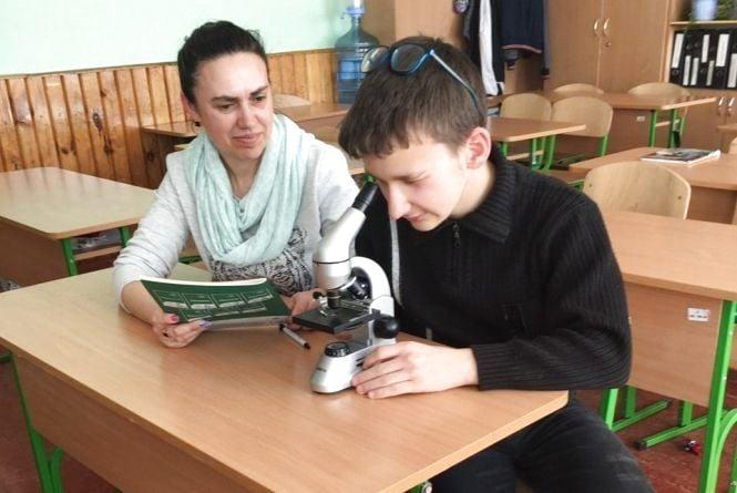 «Це унікальний виняток» Чотири роки біологиня з Хмільника виборювала перше місце в Україні. І не тільки вона