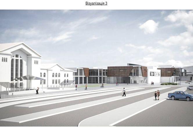 Реконструкція ринку «Привокзальний»: біля залізничного побудуть автовокзал