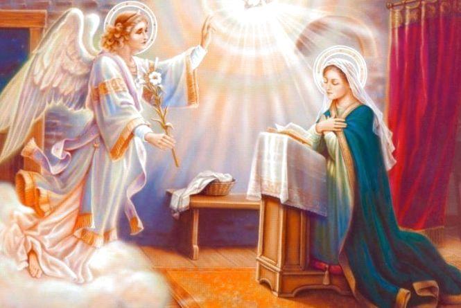 Сьогодні – Благовіщення. Що категорично не можна робити в це свято?
