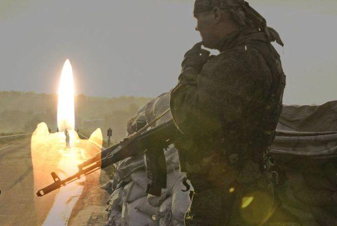 Чергова сумна звістка з ООС - від кулі снайпера загинув Юрій Фармагей з Вінниччини