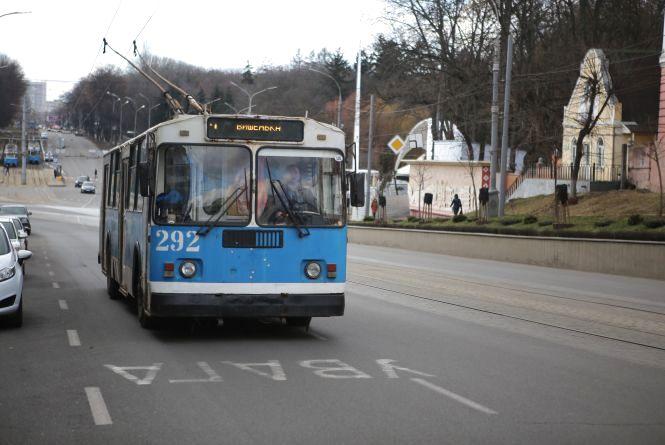 Тролейбусне сполучення зі Стрижавкою. З'явилася нова петиція