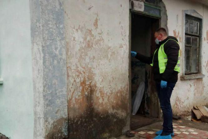 у Луці Мелешківській прийомний син жорстоко вбив родича
