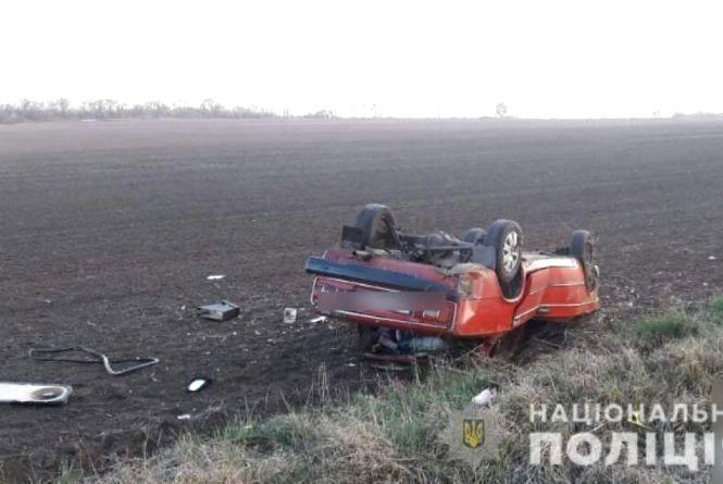 Аварії середи: п'яний водій «ВАЗу» заїхав у кювет. Він у реанімації