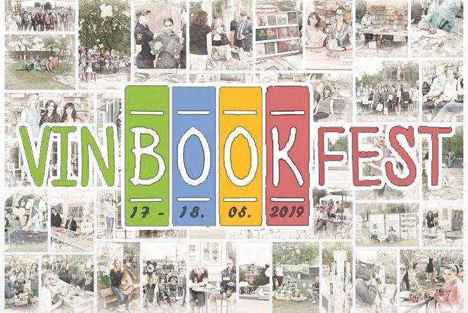 """День Європи у Вінниці: книгоманів запрошують на  """"VinBookFest"""""""