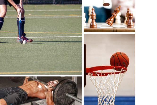 Анонси спортивного тижня: баскетбол, жим лежачи, шахи, хокей на траві