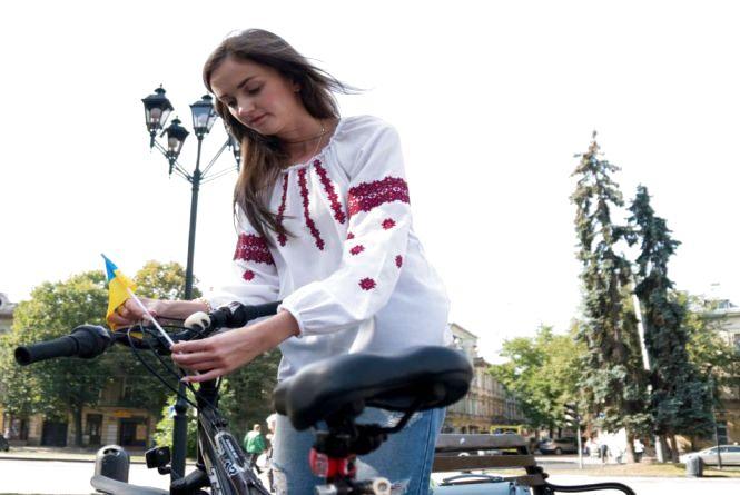 Завтра відбудеться велопробіг «З Україною в серці». Запрошують долучатися