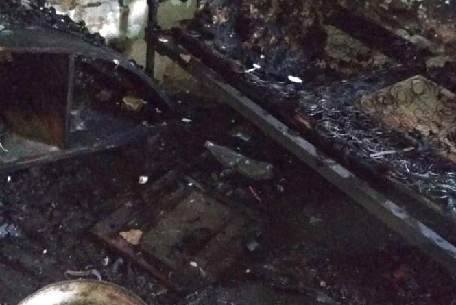 На Жмеринщині чоловік підпалив співмешканку. Потерпіла у важкому стані