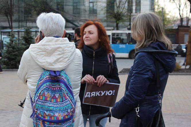 Шлях до Євросоюзу, безвіз та Україну: за що ще вінничани дякували Порошенку