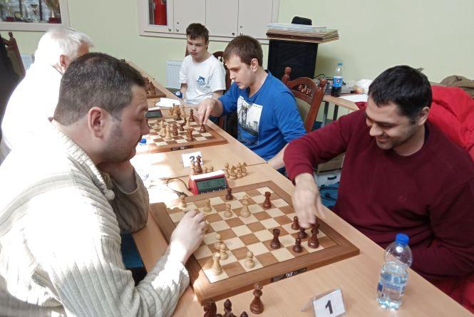 Всеукраїнський шаховий бліц-турнір у Вінниці виграв кандидат у майстри із гросмейстерським рейтингом