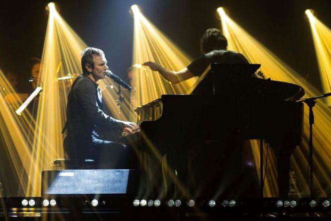 «Вони це роблять незалежно від політичної погоди»: Вакарчук у Вінниці присвятив концерт воїнам