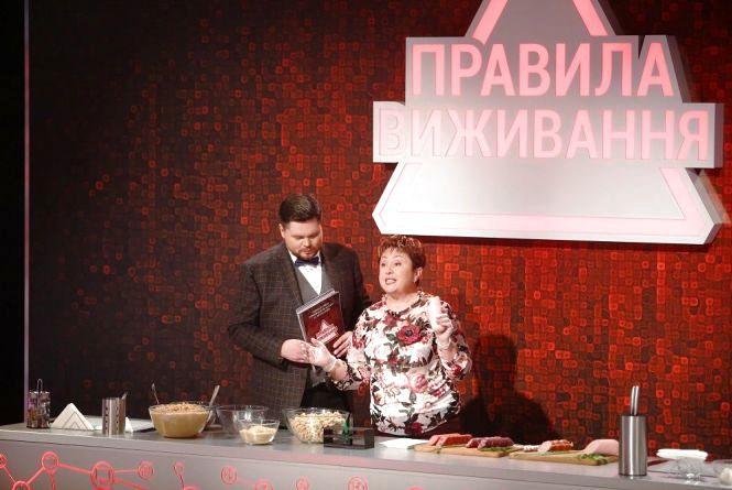 «Правила виживання»: як правильно вибрати ковбасу (Прес-служба «Інтер»)