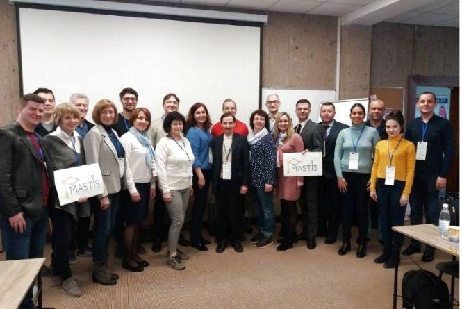 Як в ВНТУ з'їхались викладачі з кількох країн: про зустріч міжнародного проекту MASTIS програми ERASMUS
