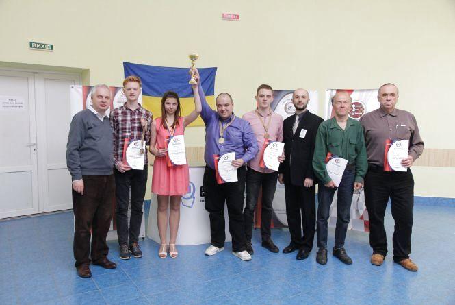 Літаючі шашки у Вінниці: фестиваль зібрав представників восьми регіонів