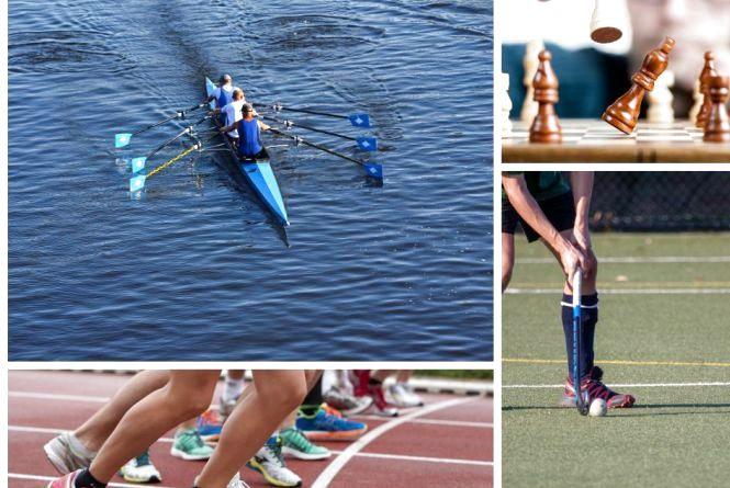 Анонси спортивного тижня: легка атлетика, шахи, веслування, хокей на траві