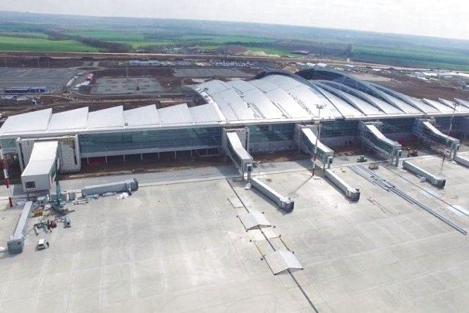 Будують новий аеропорт між Дніпром і Запоріжжям (Прес-служба ПРЯМИЙ)