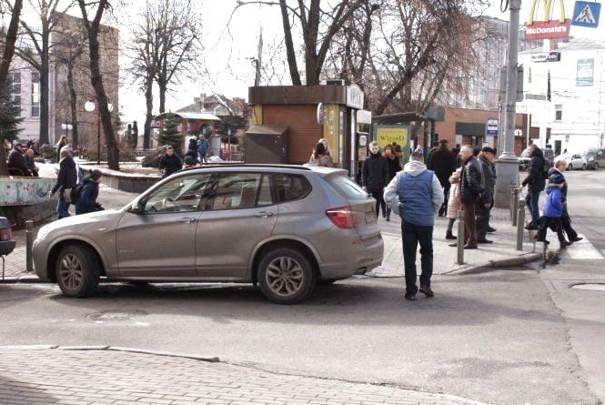 «Муніципальні вартові» досі не мають повноважень, щоб штрафувати порушників правил паркування
