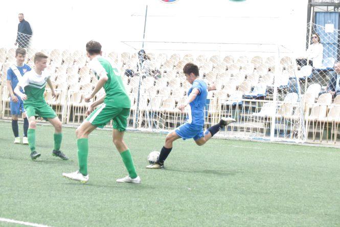 Юні футболісти з «Прем'єр Ниви» розійшлася миром із  ДЮСШ № 26 зі столиці