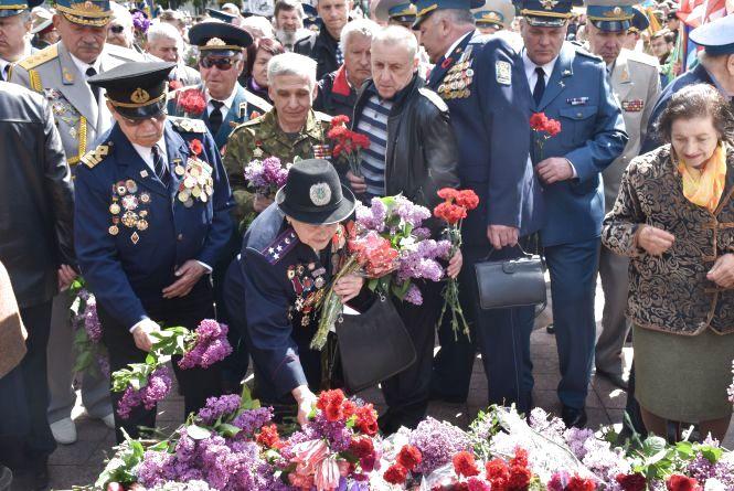 Акція, концерти та естафета: як Вінниця відзначатиме День перемоги
