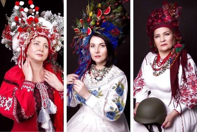 «Сильні духом. Мами» Відкрили фотовиставку, присвячену мамам загиблих воїнів