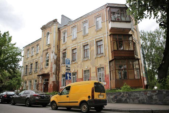За два мільйони гривень відремонтують будинок лікаря Оксенгорна