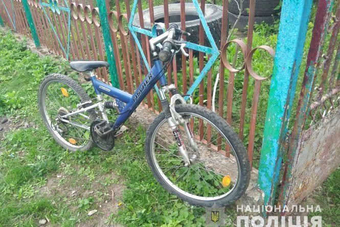 В Іллінцях жінка на скутері збила хлопчика на велосипеді. Є постраждалі