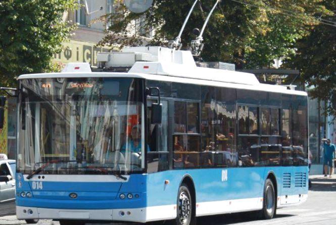 Від ринку «Урожай» до аграрного університету не ходитимуть тролейбуси. Коли?