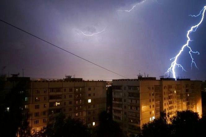 Прогноз погоди в Вінниці на сьогодні, 16 травня 2019 року