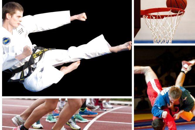 Анонси спортивного тижня: легка атлетика, таеквондо, боротьба, баскетбол