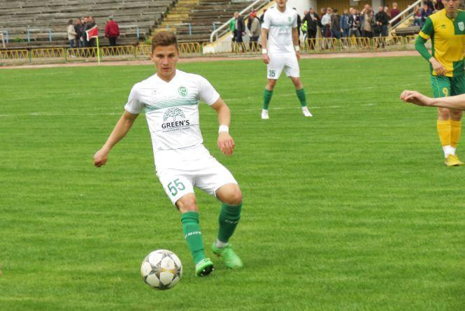 «Нива» приймає рівненський «Верес» в останньому домашньому матчі сезону