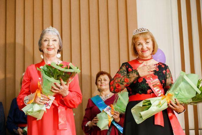 У Вінниці обрали пані 60+. Як пройшов конкурс краси жінок на пенсії?
