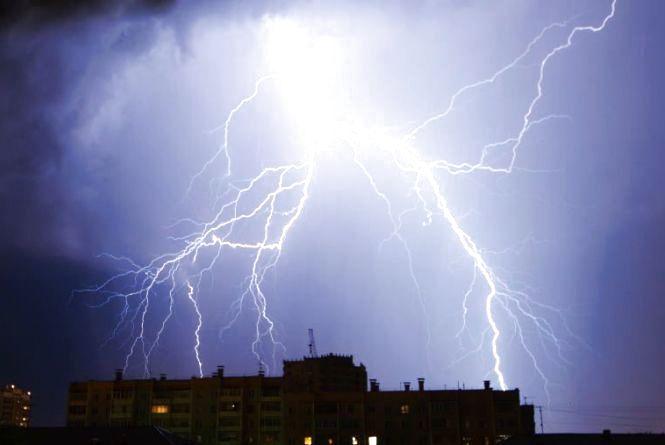 На Вінниччині оголосили штормове попередження (Жовтий рівень)