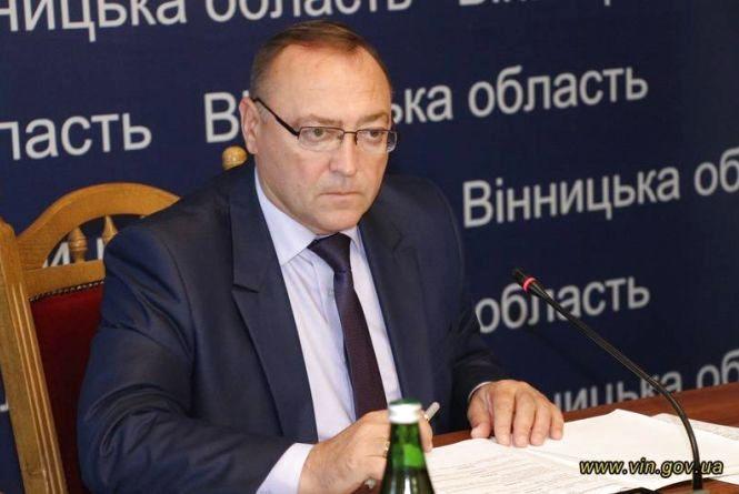 ЗМІ: Голова ОДА Валерій Коровій написав заяву про складання повноважень
