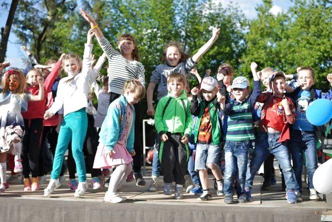 Фестиваль сім'ї: розваги, майстер-класи, призи та смаколики