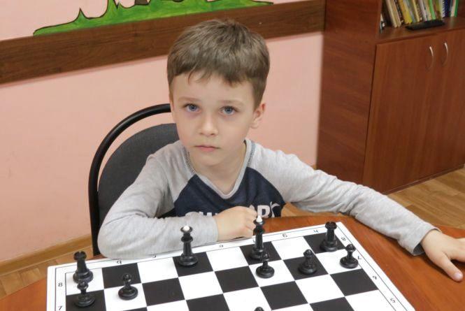 Чемпіон Вінниці  серед дошколяриків: «Шахи цікавіші комп'ютерних ігор»